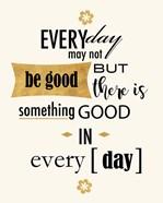 Good in Everyday