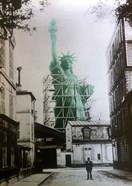 Lady Liberty Construction 1885