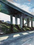 Overpass at Sunrise