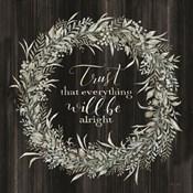Trust Wreath