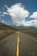Highway 93 in Idaho