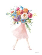 Bursting with Flowers II
