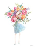 Bursting with Flowers