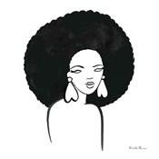 Afro Girl I