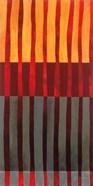 Textured Stripes I