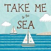 Sea and Me I