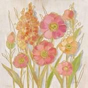 Opalescent Floral I