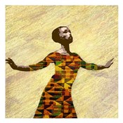 Kente Dancer 2