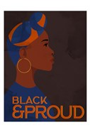 Black and Proud Woman