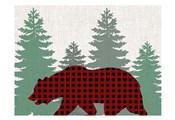 Bear Plaid