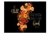 Be Still Spice floral v2
