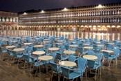 Piazza San Marco At Night