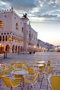 Piazza San Marco At Sunrise #5