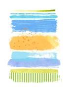 Beach Stripes No. 1