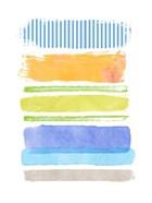 Beach Stripes No. 2