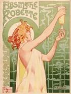 Absinthe Robette, 1896