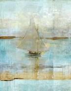 Sailing In Dusk