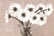 Greige Floral