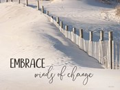 Embrace Winds of Change