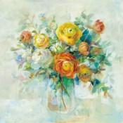 Blooming Splendor I