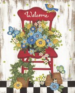 Welcome Garden Chair