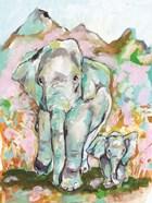 Elephant Stroll