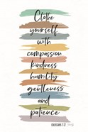 Clothe Yourself with Compassion