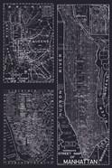 New York Street Map
