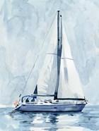 Lone Sailboat II