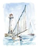 Sailing into the Harbor II