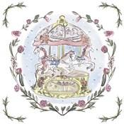 Winter Carousel I