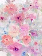 Bright Floral Design I