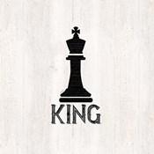 Chess Piece I-King
