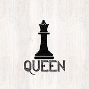 Chess Piece II-Queen
