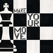 Chessboard Sentiment I-Make your Move