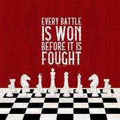 Rather be Playing Chess Red I-Every Battle