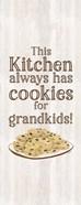 Grandparent Life Vertical I-Cookies