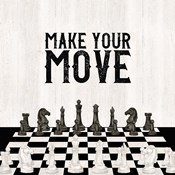 Rather be Playing Chess IV-Your Move