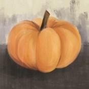 Orange Rustic Pumpkin