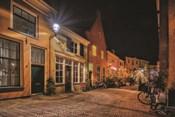 Nighttime City Street 2