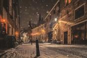 Nighttime City Street 3