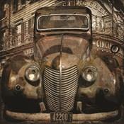 Vintage New York Car
