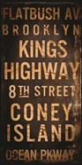 Brooklyn Sign II