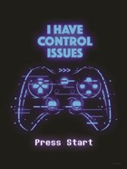 Gamer Control Issues