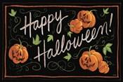 Happy Halloween Jack O Lanterns