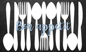 Bon Appetit Silverware