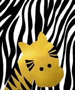 Gold Baby Zebra