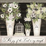 The Joy of the Lord Still Life