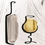 Painted Wine II