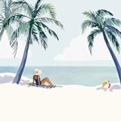 Palm Tree Paradise I